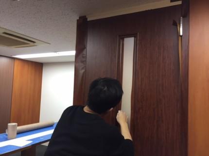 日本橋O事務所ダイノックシート10