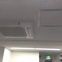 横浜S事務所空調