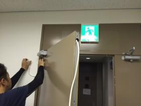 横浜市 Y法律事務所様 電気錠5
