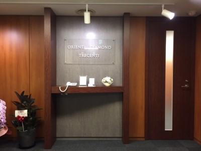 日本橋O事務所ダイノックシート2
